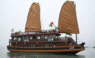 HA LONG CLASSIC SAIL